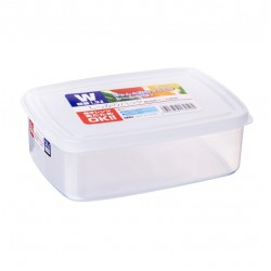 Clear Plastic Food Container W 1.3L , K305