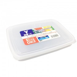 Clear Plastic Food Container Y 1L , K400