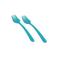 Fork Set - 2P Blue
