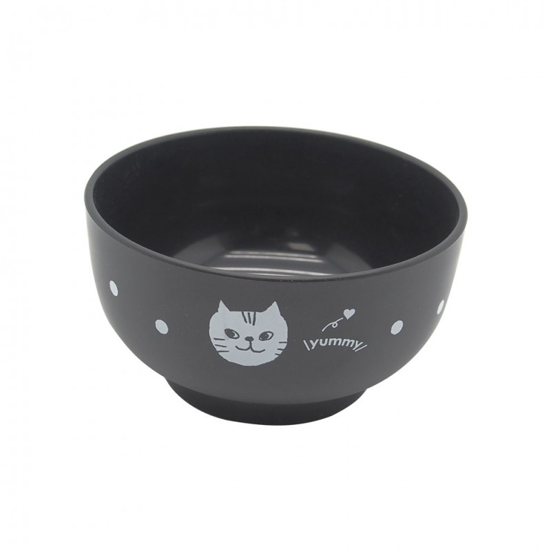Bowl Black Cat 105xH57mm 300ml