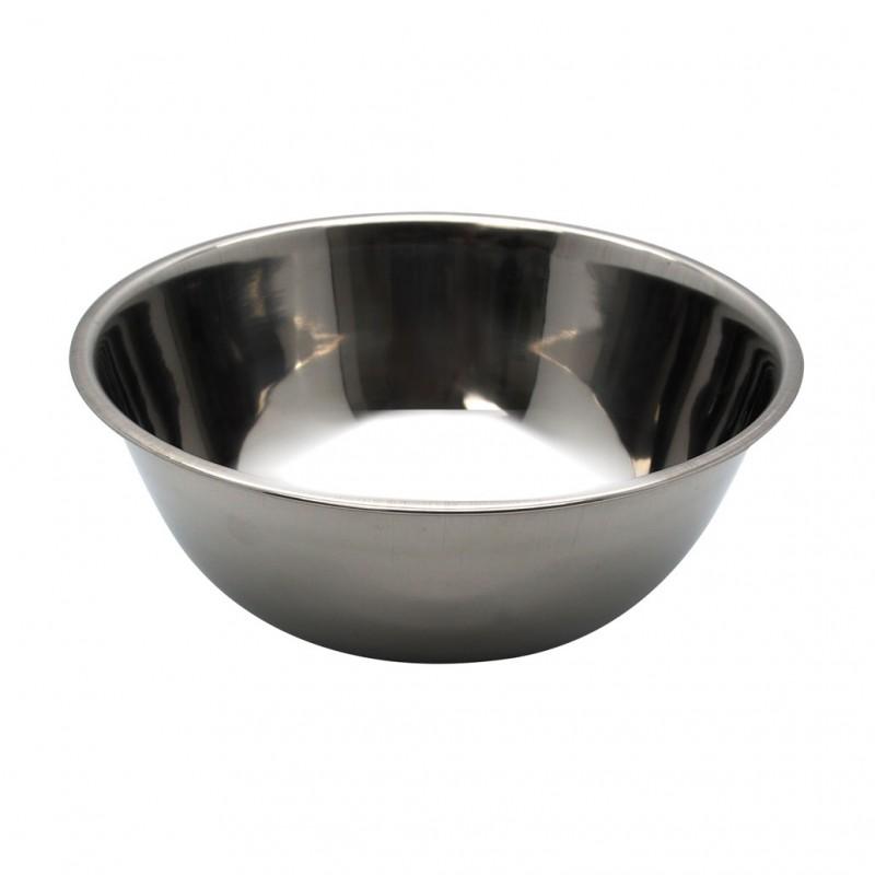 Bowl Stainless Steel 17.2cmHx18cm