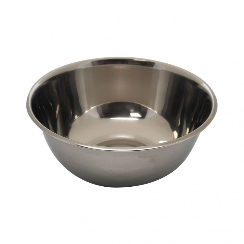 Bowl Stainless Steel 6.5cmHx16cm