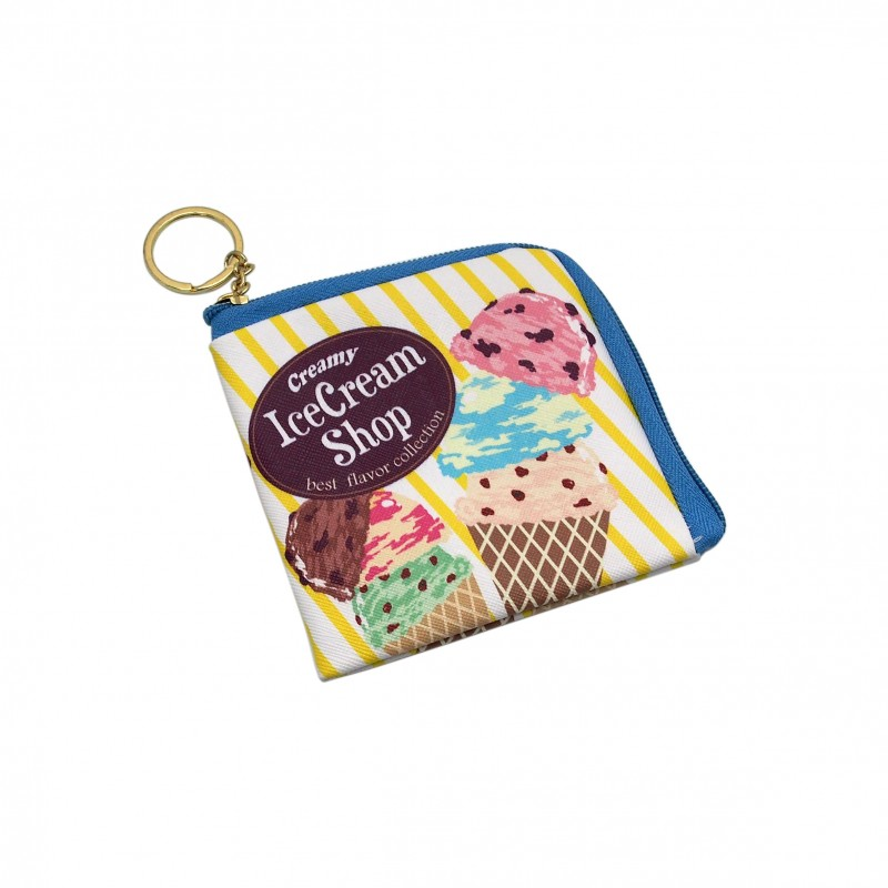 Leather Pouch Ice Cream MB-173