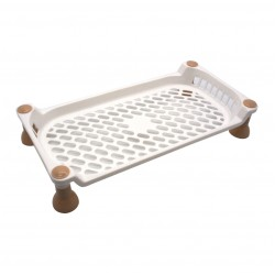 Stackable Space Rack White 340x175x58mm