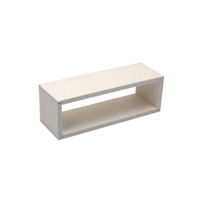 Wood Display Stand 120x40x40mm