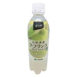 Ito En Yamagata Made La France Soda 450ml