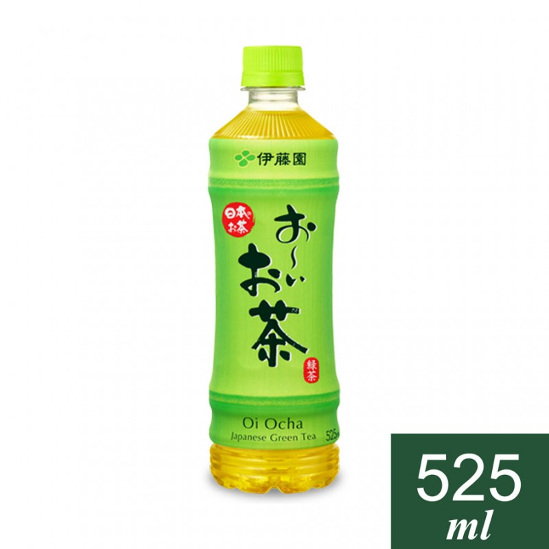 Itoen Oi Ocha Green Tea 525ml Exp 5/2019