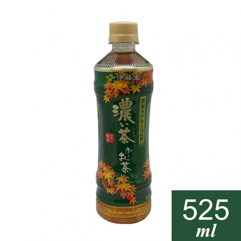 Itoen Oi Ocha Strong Green Tea 525ml Exp 4/2019