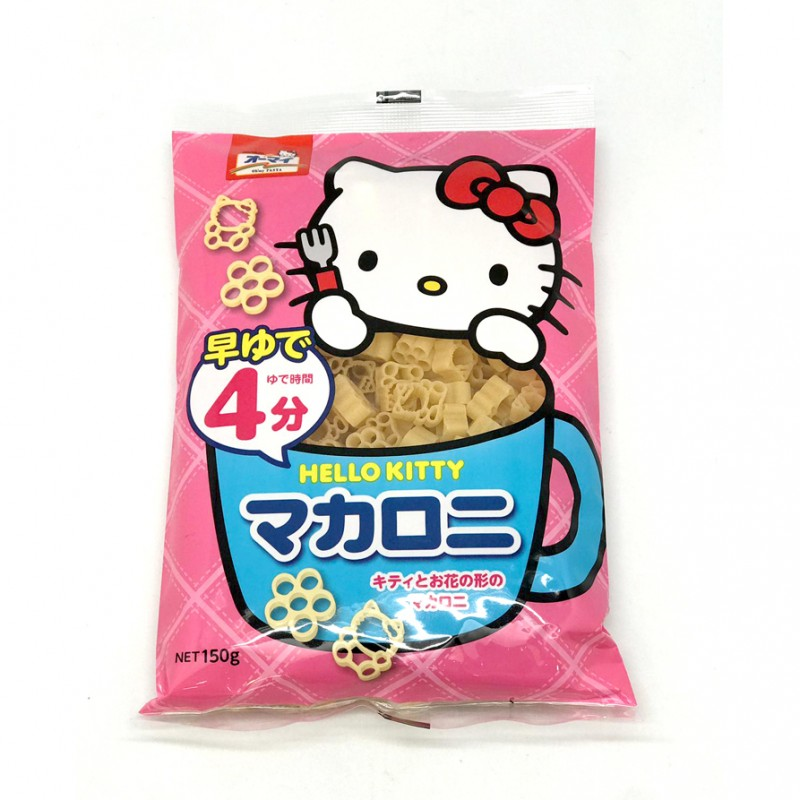Oh My Hello Kitty Macaroni 150g