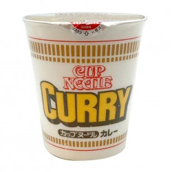 Nissin Cup Noodle Curry 86g